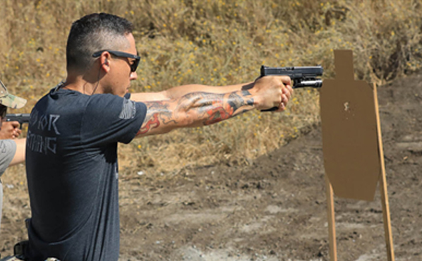 Tactical Firearms Course In Coventry